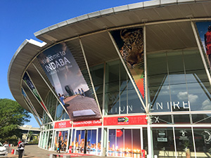 A warm welcome to all INDABA 2016 delegates - Africa's Top Travel Trade show